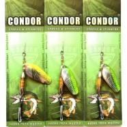 Обертається блешня Condor, колір 145, 12гр
