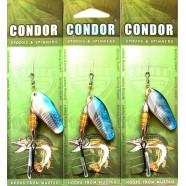 Вращающаяся блесна Кондор, цвет 147, 12гр