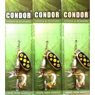 Блесна вращающаяся Condor, цвет 117, 10гр
