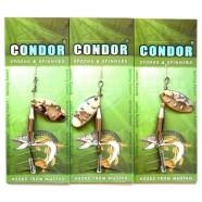 Блешня-вертушка Condor, колір 115, 7g