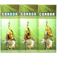 Обертається блешня Condor, колір 116, 7g