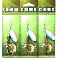 Блешня-вертушка Кондор, колір 12, 12гр
