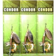 Обертається блешня Condor, колір 119, 12гр