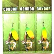 Блешня обертається Condor, колір 187, 12гр