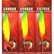 Блесна колеблющаяся двойная Condor, цвет 98, 21гр