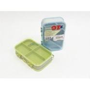 Коробка для дрібниць рибальське AQUATECH-2510, двостороння, 10 клітинок