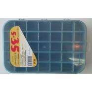 Коробка для риболовлі AQUATECH-7035, 5-35 осередків