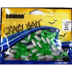 Твистер Кондор Crazy bait CTF40, длина 40мм