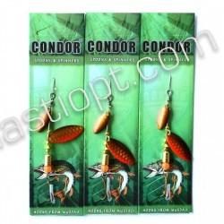 Блесна-вертушка Condor, цвет 404, 6гр