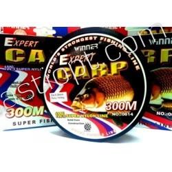Леска рыболовная Карп Эксперт Winner, 300м