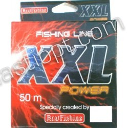 Леска BratFishing XXL Power, 50м