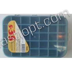 Коробка для рыбалки AQUATECH-7035, 5-35 ячеек