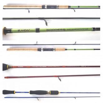 Спиннинг для рыбалки Kaida