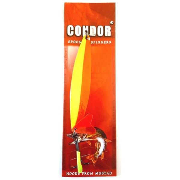 Блешня-колебалка подвійна Condor, колір A09, 21гр
