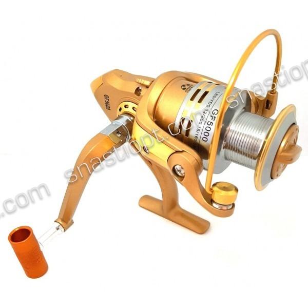 Котушка рибальська GF 5000 FD, 12 подш.