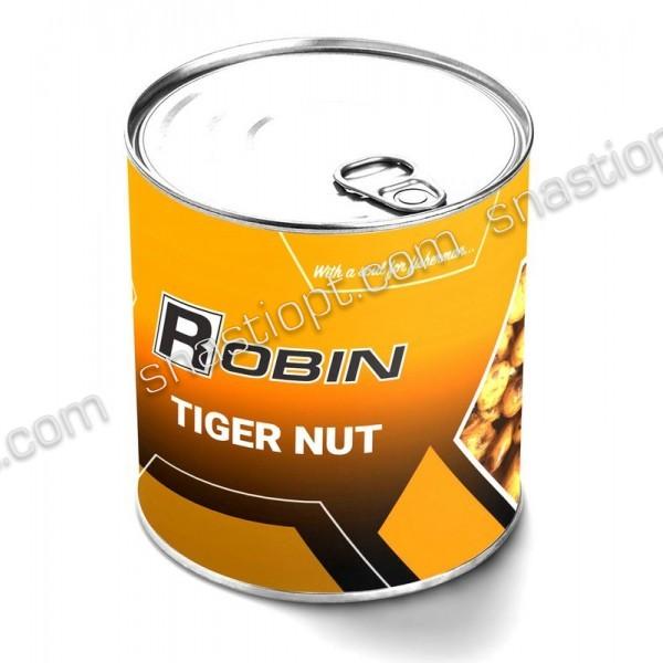 Наживка рибальська Тигровий горіх ROBIN ж/б 200мл.