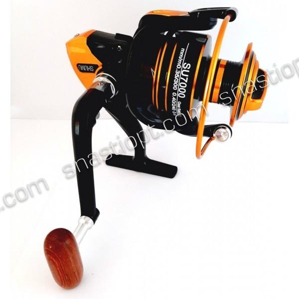 Котушка для спінінга SHUMU SU 7000 FD, 13 підш.