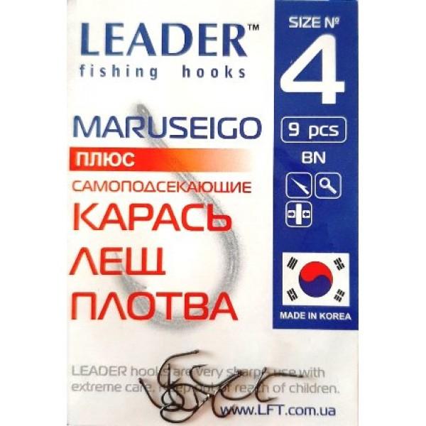 Гачки Leader MARUSEIGO BN