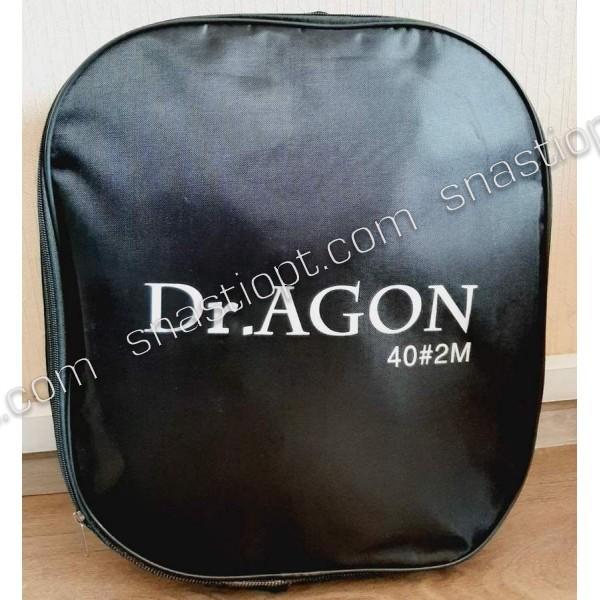 Садок для риболовлі квадратний Dr.AGON 40 * 2м.