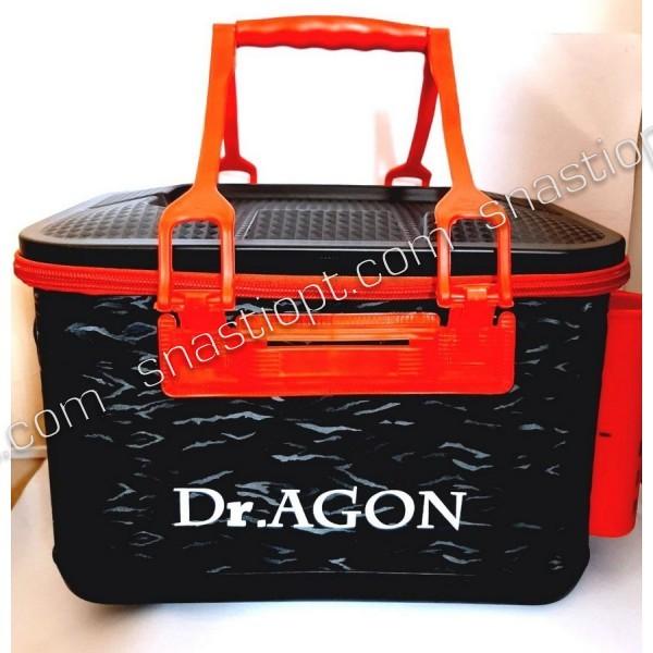 Рибальська сумка Dr.AGON з ручкою ПВХ В25645-45см