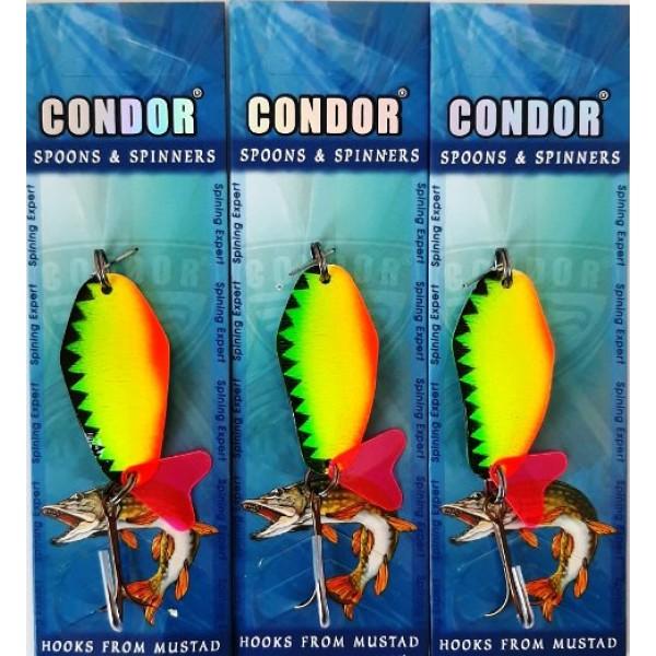 Блешня коливна Кондор, колір 18, 18гр