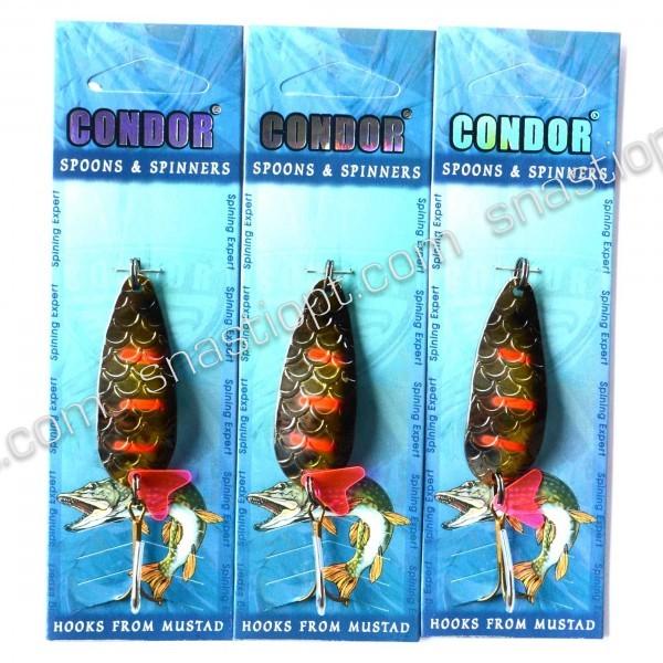 Блесна-колебалка, Condor, цвет 34, 15гр