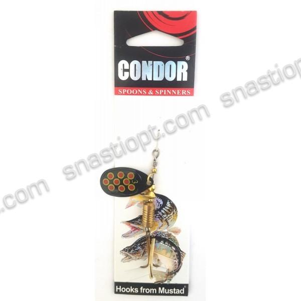 Блесна-вертушка Condor, цвет 194, 8гр