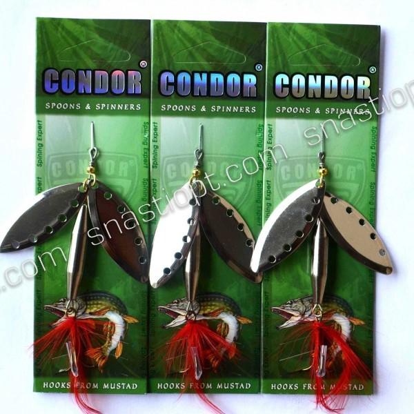 Блесна-вертушка Condor, цвет 205, 20гр