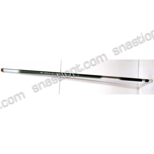 Телескопическая удочка Zhibo Amazon Pole без колец, тест 5-25г