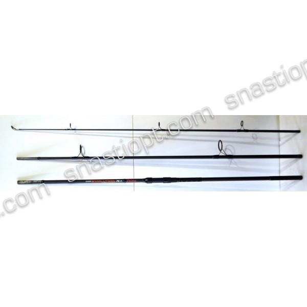 Коропове вудлище Feima Carp Evolution X-3, тест 3,5 LBS