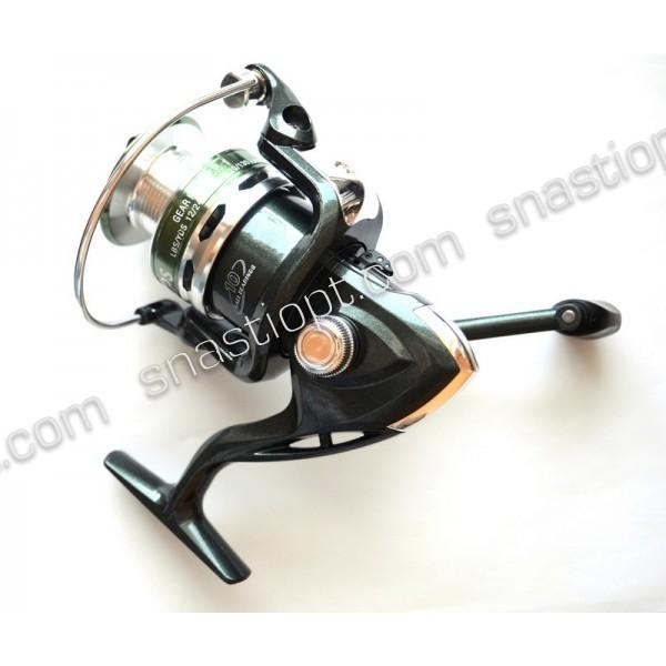 Катушка FishDrops GS 5000 FD CAMOU, 10 подш.