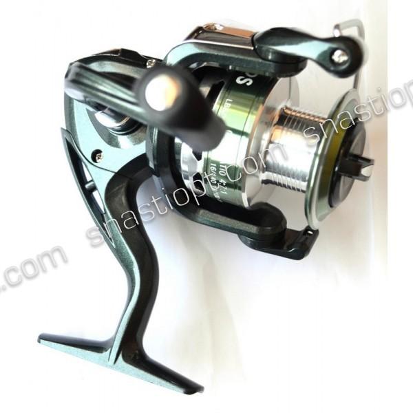 Котушка рибальська FishDrops GS 6000 FD CAMOU, 10 подш.