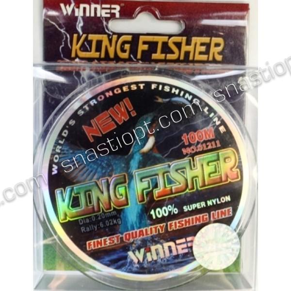 Волосінь King Fisher Winner, 100м