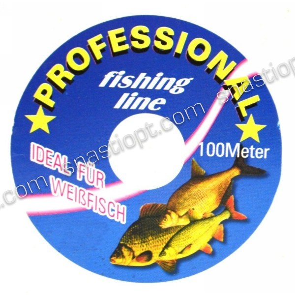 Леска рыболовная Professional, 100м