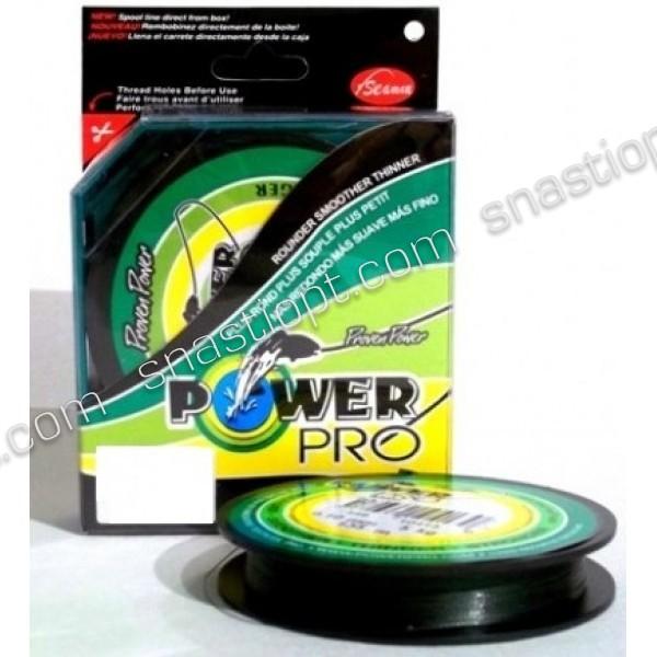 Шнур плетеный Power Pro, 125м