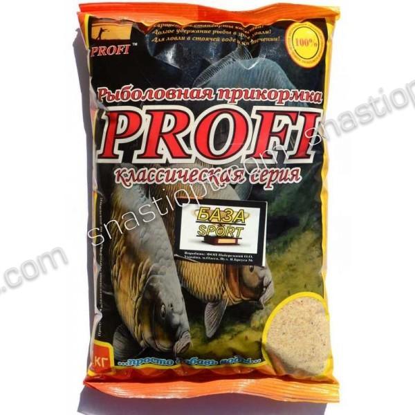 Прикормка для риби PROFI, База-Sport, 1кг