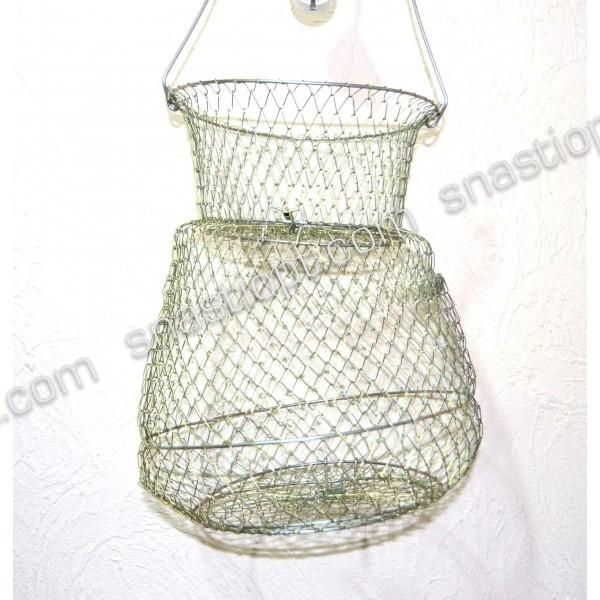 Садок для рыбалки Winner металлический, 25 см