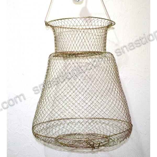 Садок рыболовный Вайнер металлический, 38 см