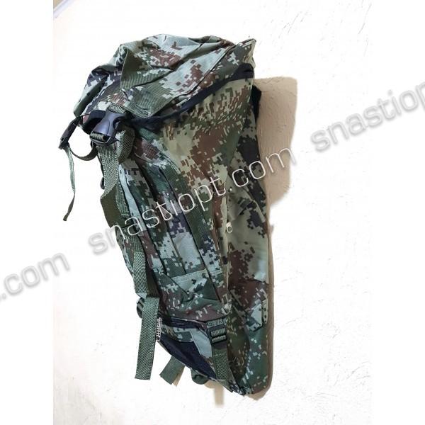 Рюкзак рибальський непромокальний камуфляж 60L, 60 л