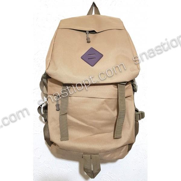 Рюкзак для полювання та риболовлі, непромокаючий, 40 л, колір пісок