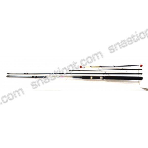 Фідер BratFishing G-Feeder Rods, тест 80 г