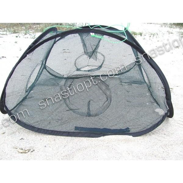 Раколовка Палатка, 5 входов