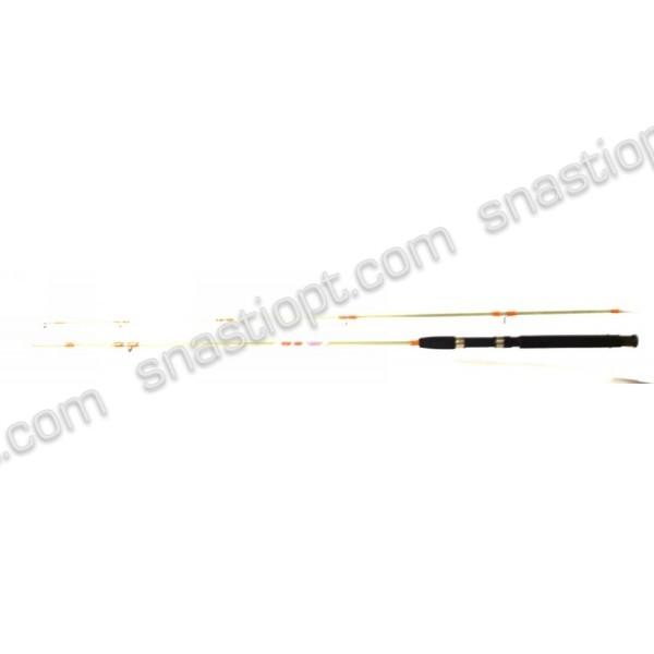 Спиннинговое удилище BratFishing INTER CORE M SPIN, длина 2,4 м, тест 15-40г