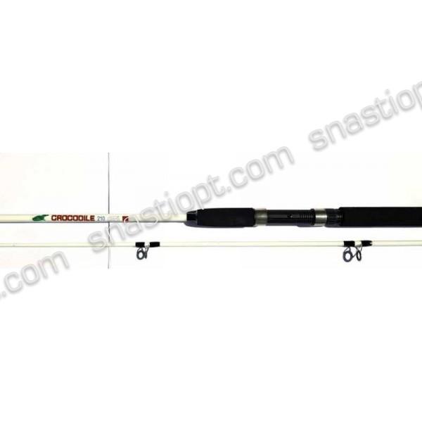 Спиннинг CROCODILE, длина 2,1 м, тест 50-100г