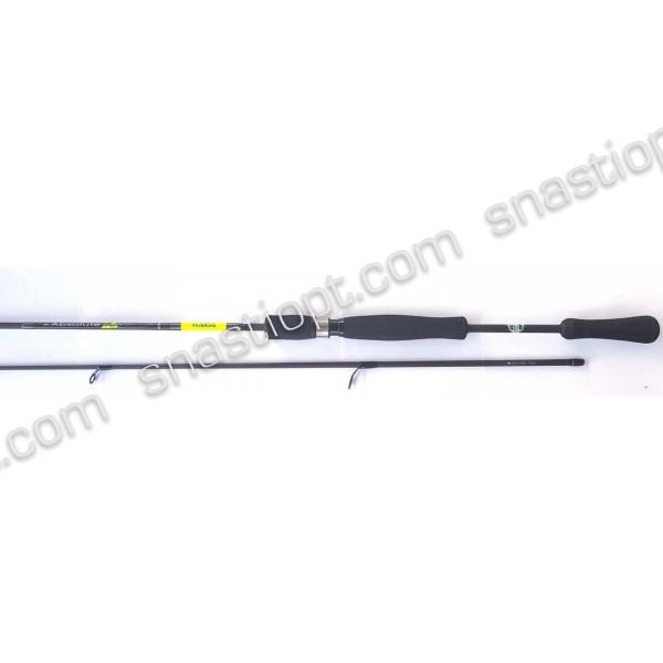 Спінінг для риболовлі Kaida Absolute, довжина 2,4 м, тест 2-8г