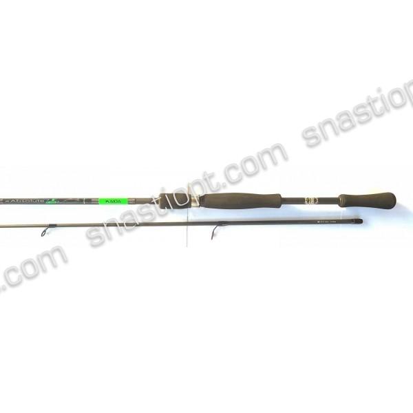 Рибальський спінінг Кайда Absolute, довжина 2,4 м, тест 5-20г