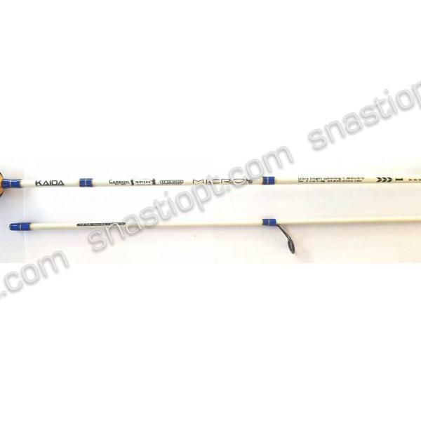 Спінінг для риболовлі Кайда Micro, довжина 1.8 м, тест 1-4г