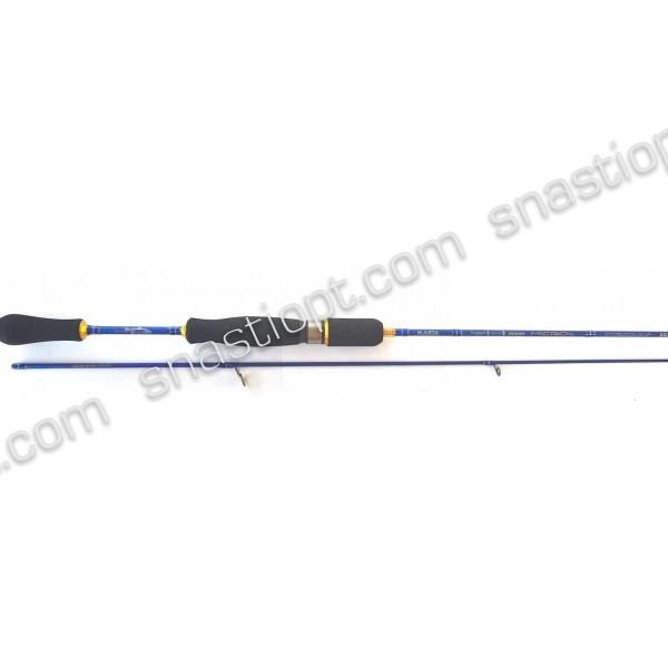 Спиннинговое удилище Kaida Micro, длина 1.98 м, тест 2-6г
