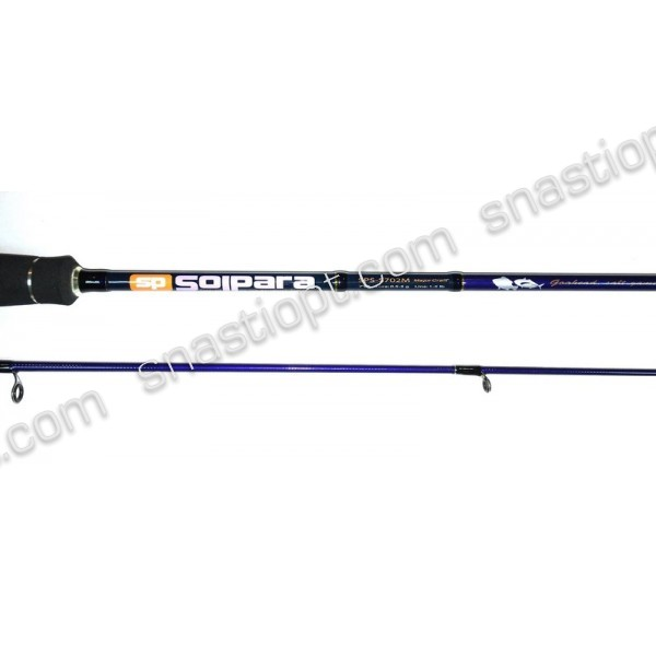 Спінінг Майор Крафт Solpara, довжина 2,13 м, тест 0,5-5 гр.