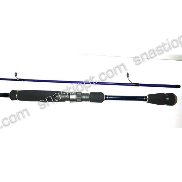 Major Craft Solpara, спиннинг для рыбалки, длина 2,29 м, тест 0,5-5 гр.